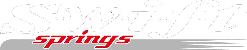swift logo white